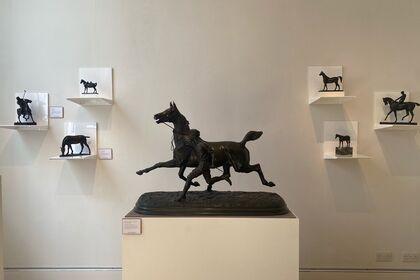 The Horse - A Sculptural Icon