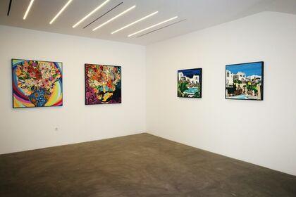 Cyclades - Caroline Larsen Residency Show