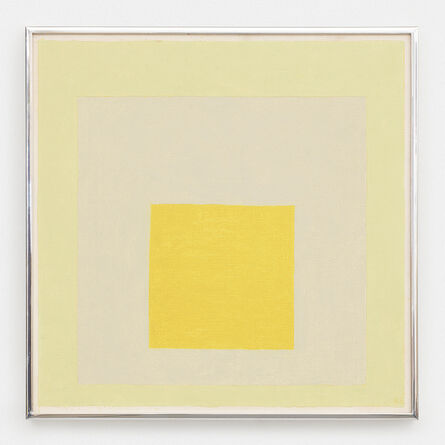 Josef Albers, 'Homage to the Square', 1963