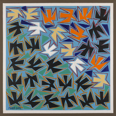 Hussein Madi, 'Untitled', 2018