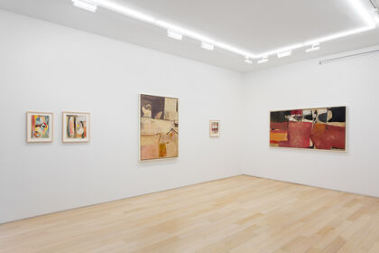 Richard Diebenkorn: Paintings and Works on Paper 1946-1952