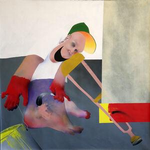 Casey Bolding, 'Crutch Kid', 2017