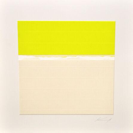 Edgar Knoop, 'Horizonte 11', 2015
