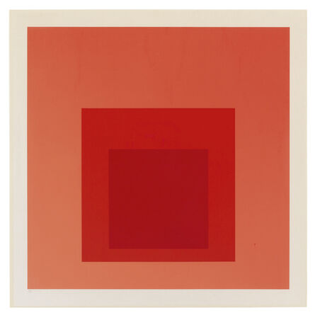 Josef Albers, 'DR-a', 1968