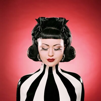 Marla Rutherford, 'Candy Cane', 2007