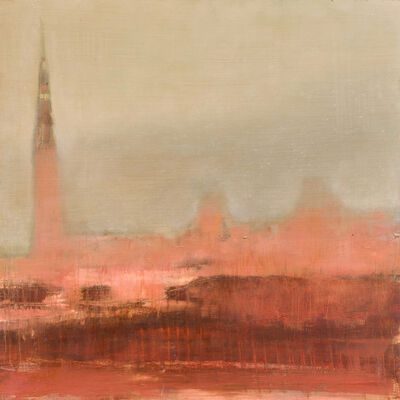 Pippa Blake, 'Across the Neva', 2010