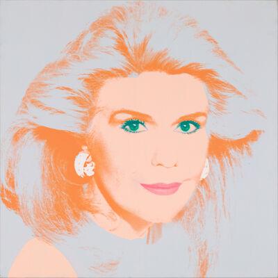 Andy Warhol, 'Mrs. Vardinoyannis', 1983-1984