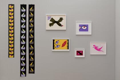 Geta Brătescu – L'art c'est un jeu sérieux