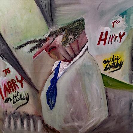 Robert Zurer, 'To Harry on His Birthday', 2020