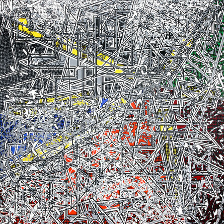 Bernard Cohen, 'About Now', 2005-2006
