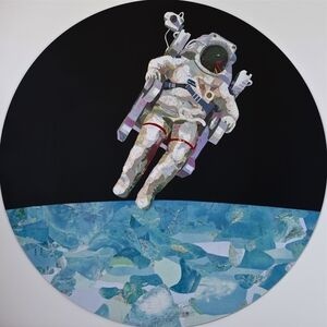 JoãoMachado, 'Spaceman'