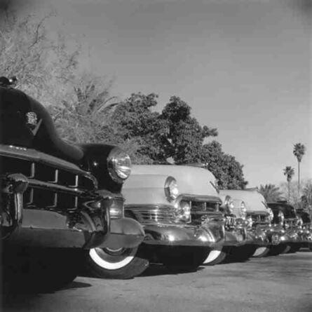 Slim Aarons, 'Cadillac Cars', 1952