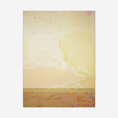 Ronnie Landfield, 'Myth of Daybreak', 1976