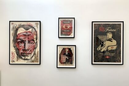 (RE)COLLECTIONS - Focus Shepard Fairey