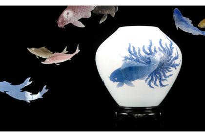 Seifu Yohei & Kyoto Porcelain