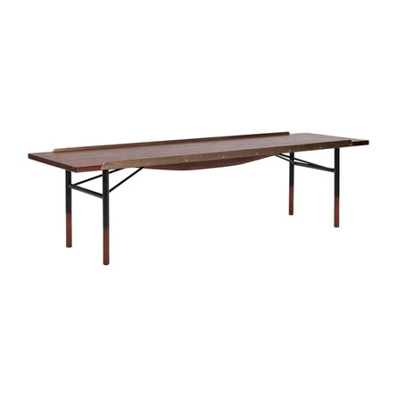 Finn Juhl, 'Coffee table/bench, model BO101', 1953