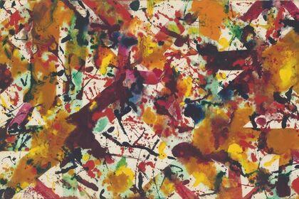 Sam Francis: Abstract Impressionist