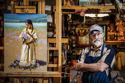 Painter Historian