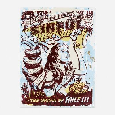 FAILE, 'Sinful Pleasures', 2006