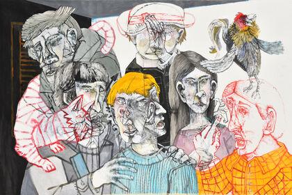 LINES IN TENSION : Sergio MOSCONA/ Lajos SZALAY