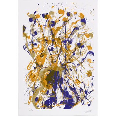 Arman, 'Trio à cordes I ', 1987