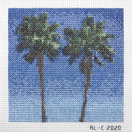 Aubrey Longley-Cook, 'A few Palm Trees 1', 2020