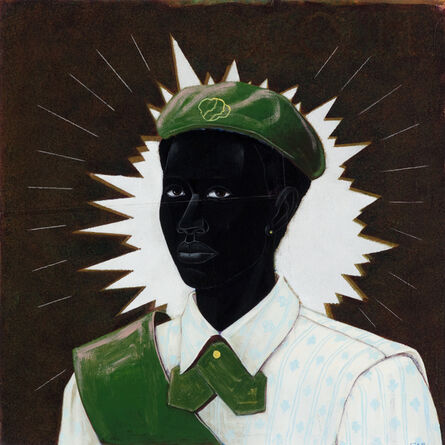 Kerry James Marshall, 'Scout (Girl)', 1995
