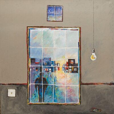 Heitham Adjina, 'Window ', 2008