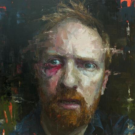 Aron Belka, 'Self Portrait', 2016