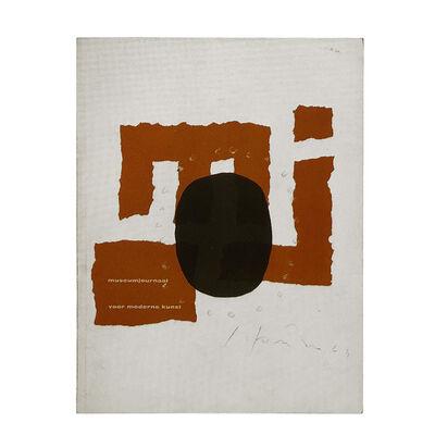 Lucio Fontana, 'Museumjournaal, Serie 9, no. 5/6', 1964