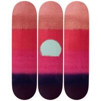 Andy Warhol, 'Sunset (Purple) Skateboard Decks', 2019