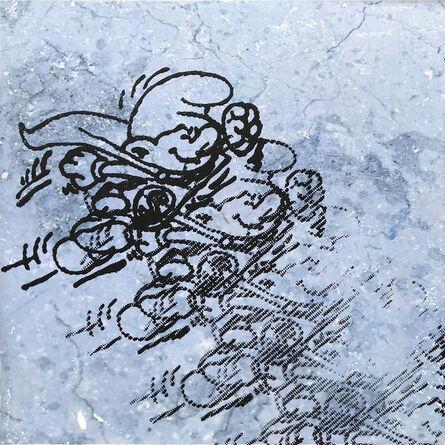 """Shohei Yamamoto, 'Reiterate-""""S""""man', 2020"""