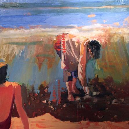 Linda Christensen, 'Shelling', 2015