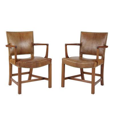 Kaare Klint, 'Pair of armchairs', 1930