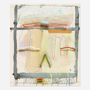 James Havard, 'Crow Bed', 1977