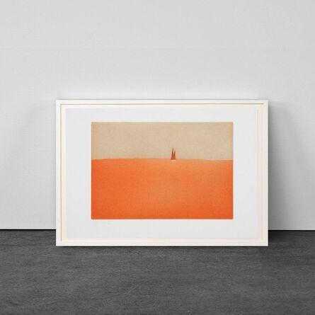 Alex Katz, 'Red Sail (Small Cuts)', 2008