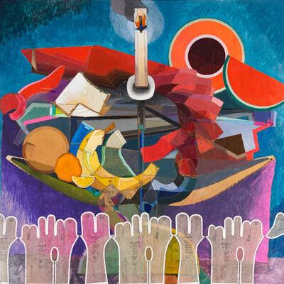 Nikos Fyodor Rutkowski, 'Everything Counts', 2020