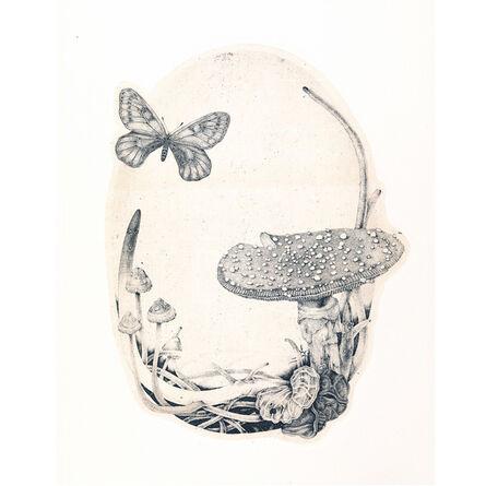 Kana Nemoto, 'garden-mushroom-', 2012