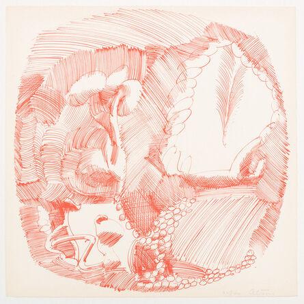 John Altoon, 'About Women (06)', 1966