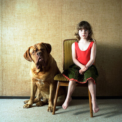 Hellen van Meene, 'Untitled #389', 2012