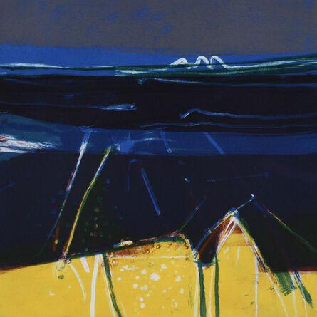 Barbara Rae, 'Valentia Shore', 2006