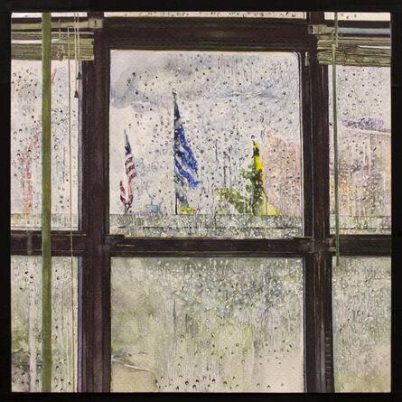 Joseph Santore, 'Rain on Window', 2012-2015