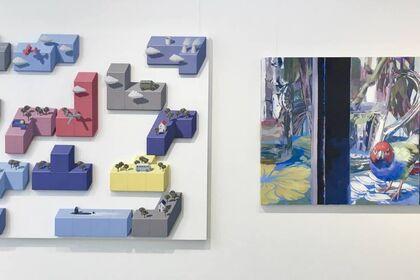 Akira Ohmori & Hiromi Hasegawa Joint Exhibition [view]