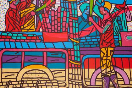 Ajarb Bernard Ategwa, Morning Bread & Jazz