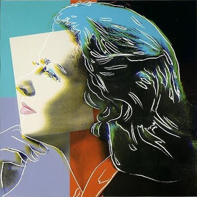 Andy Warhol, 'Ingrid (Herself) F&S II.313', 1983