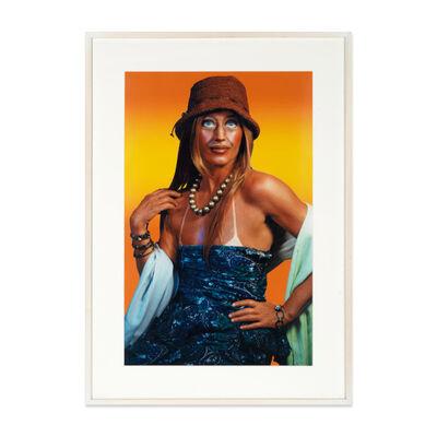 Cindy Sherman, 'Untitled (Self-Portrait with Sun Tan)', 2003