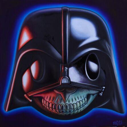 Ron English, 'Darth Vader Grin', 2015