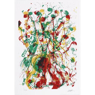 Arman, 'Trio à cordes III ', 1987