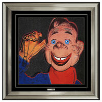 Andy Warhol, 'Howdy Doody (Invitation)', 1981