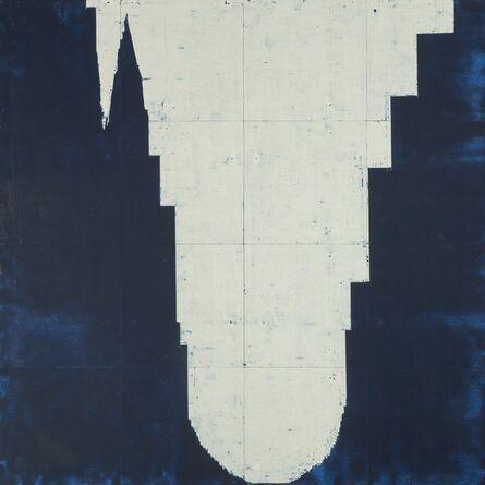 Donald Sultan, 'Building Canyon', 1981